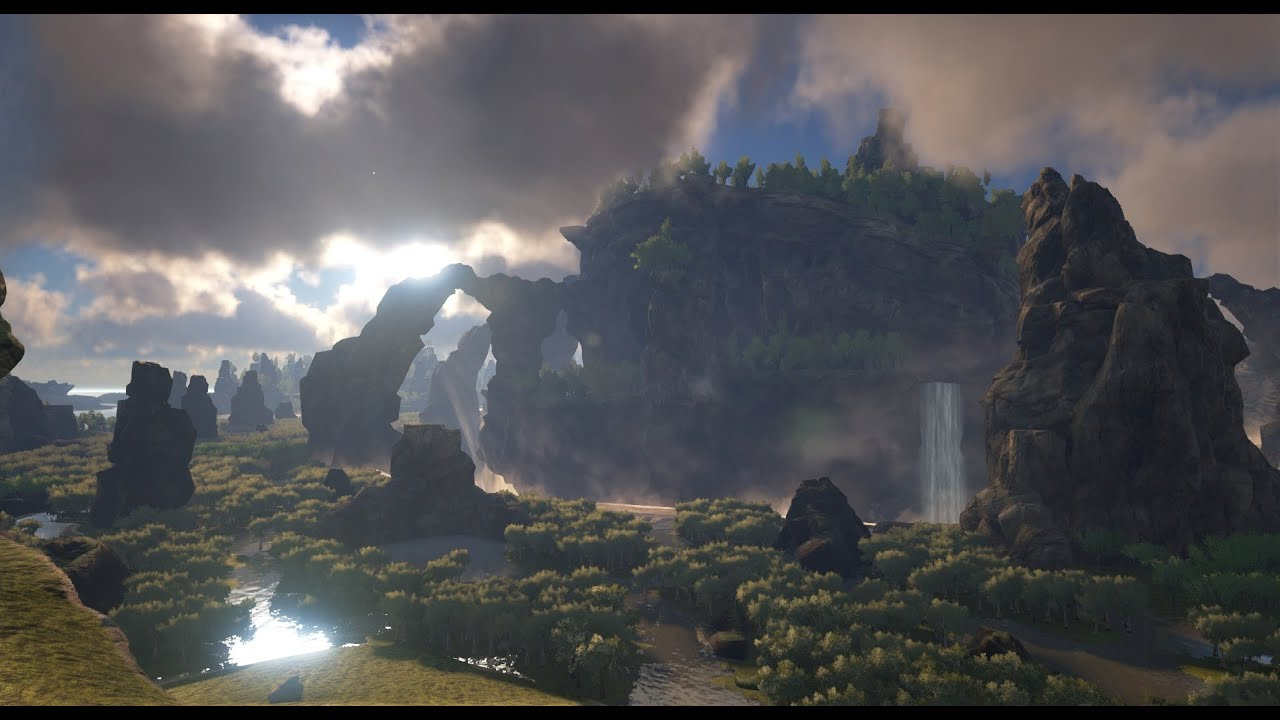 Ark: Survival Evolved' mods will become part of the main