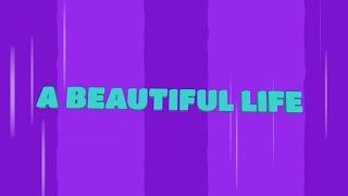 Lyric video template (Fall guys style)