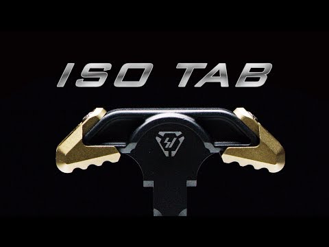 Introducing The Strike Industries ISO Tab For Strike Latchless CH
