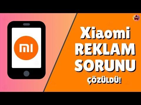 Xiaomi reklam kaldırma , Xiaomi önerilen uygulamalar kapatma, Xiaomi reklam sorunu çözümü