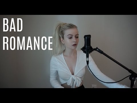 Bad Romance - Lady Gaga (Holly Henry Cover)