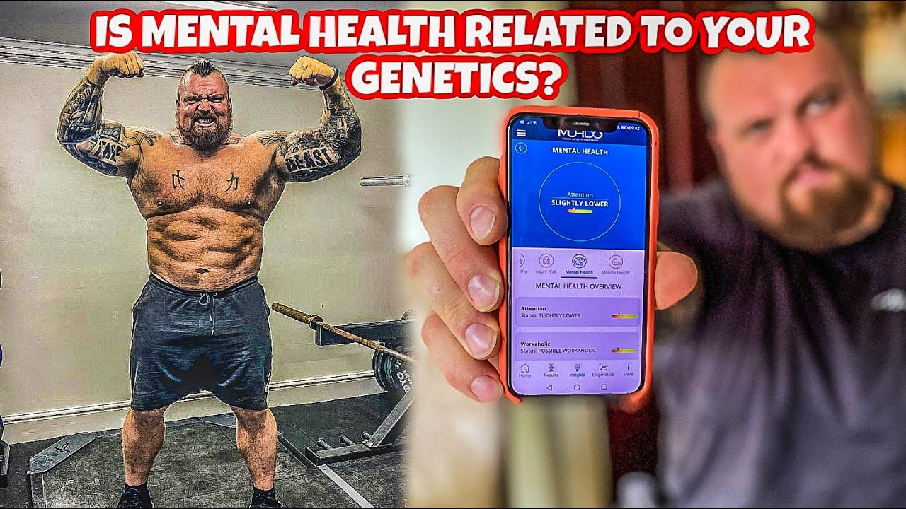 Is Mental Health Down To Genetics?