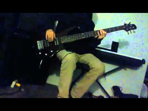 Edguy - Eyes of the Tyrant bass cover