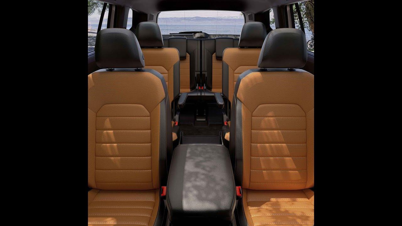 2018 Gti Colors >> VW Atlas Captain Chairs | 2017, 2018, 2019 Volkswagen Reviews