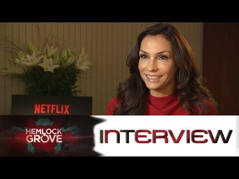 Hemlock Grove: Interview mit Famke Janssen zum deutschen Netflix-Start