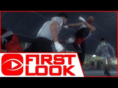 Street Warriors Online - Gameplay First Look