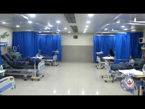 New Cardio thoracic Operation Theater in Lady Reading Hospital Peshawar