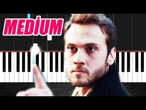 Çukur - Jenerik - Piano by VN