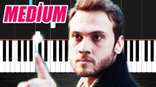 Çukur - Jenerik - Piano by VN
