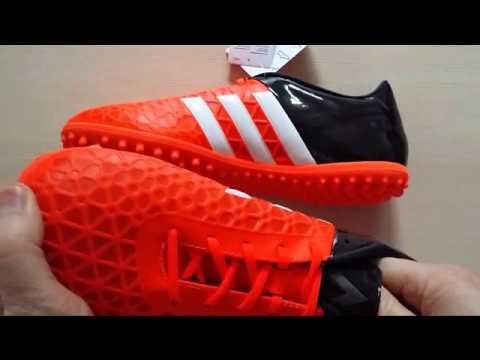 e66e4958ba UNBOXING adidas ACE 15.3 TF e-futbol.pl - YouTube