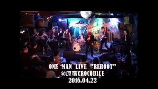 "2016.04.22 Yascotti One Man Live ""REBOOT"" ""A Blackbird, fly"" Writte..."