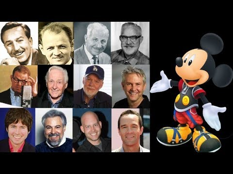 Animated Voice Comparison Mickey Mouse Disney