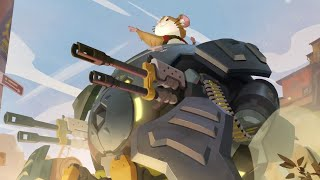 Overwatch: Wrecking Ball (Hammond) Origin Story Trailer