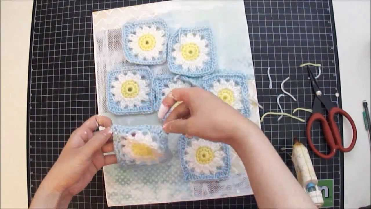 Mixed media art canvas tutorial make art youtube