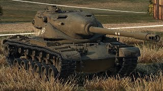 World of Tanks T54E1 - 4 Kills 9,6K Damage