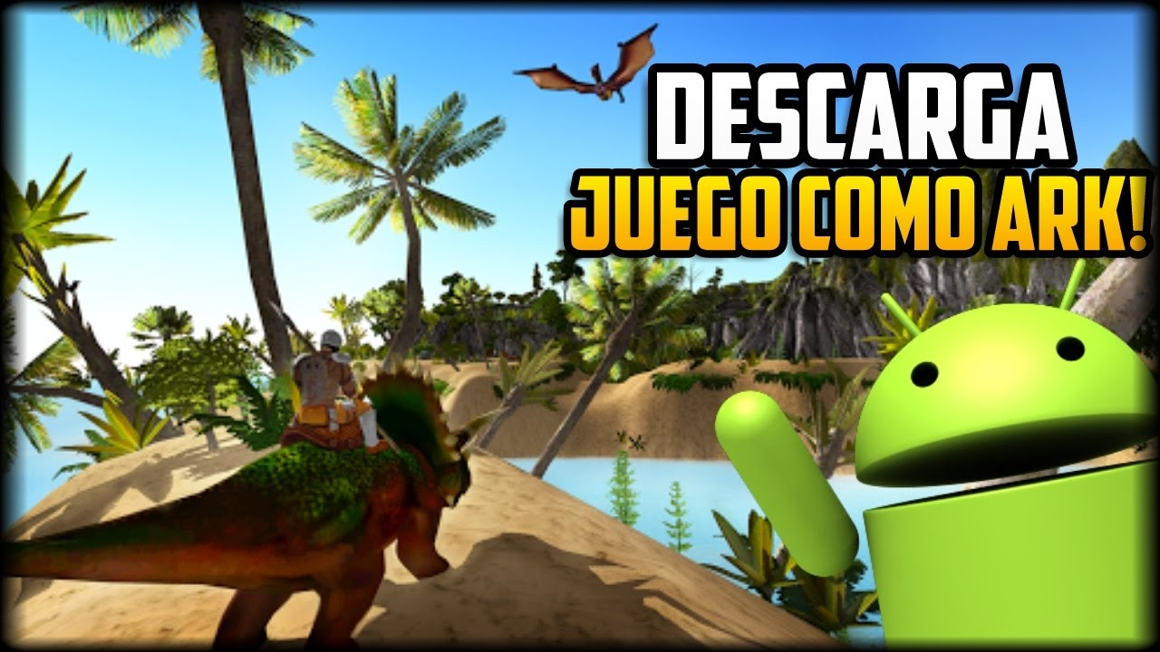 Epico juego como ark para android the ark of craft for The ark of craft