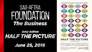 The Business: Q&A with Amy Adrion of HALF THE PICTURE