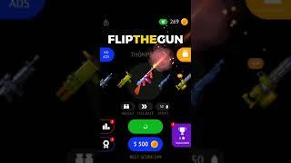 FlipTheGun - Simulator Game Android Gameplay