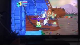 How to get 2 secret characters in castle crashers