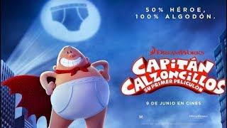 Capitan calzoncillos pelicula completa en español