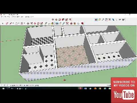 Building Design 4 bed room bangla part1
