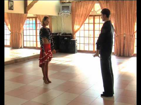 02a2cdc2719 Como bailar Pasodoble - YouTube