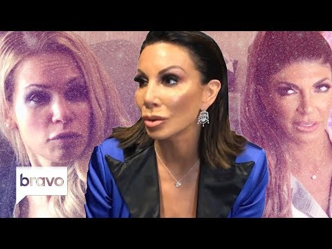 Behind the Scenes of RHONJ Reunion | Real Housewives of New Jersey | Bravo