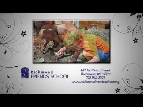 Richmond Friends School 2015 PSA