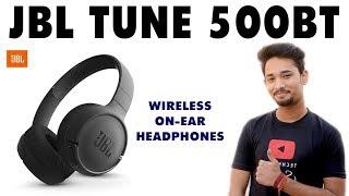 JBL Tune 500BT Headphone UnBoxing | June 2019