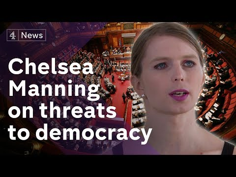Chelsea Manning interview on Trump, running for office, and prison life