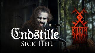 """ENDSTILLE - """"Sick Heil"""" live at KILKIM ŽAIBU 15"""