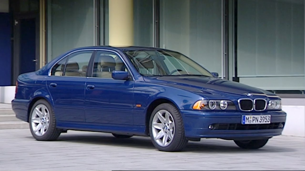 2001 BMW 525i (5 Series E39)   YouTube