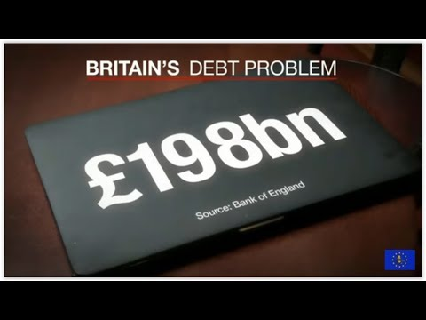 Bank of England warns on UK consumer debt