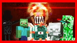 Monster School in REAL LIFE❗️ Granny Horror Game (Minecraft Movie)