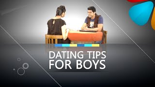 Body Language - Dating Tips for Boys