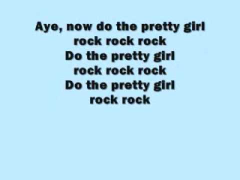keri hilson pretty girl rock lyrics youtube