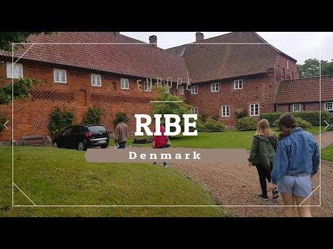 Ribe - Denmark Travel Vlog