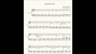 The glitch mob - Animus Vox (piano transcription/cover)