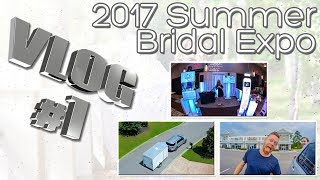VLOG #1 - 2017 Summer Bridal Expo Wilmington NC - Eyecon Entertainment