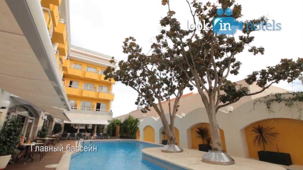 The Augusta Club Hotel Lloret De Mar