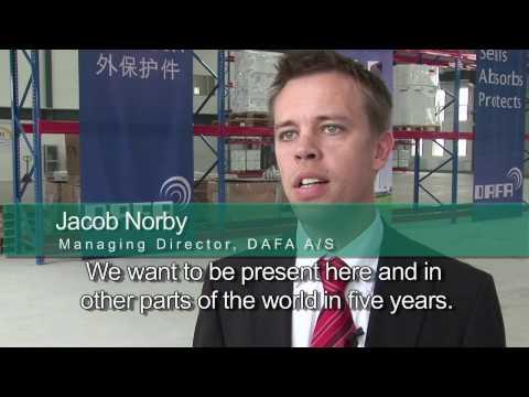 Danish Wind Companies Collaborate in China,