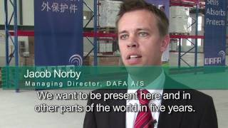 Danish Wind Companies Collaborate in China,