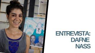 Dafne Nass - Episódio 4 | #projetoentrelace #musicaautoral #artevisual
