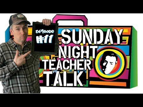 Sunday Teacher Talk