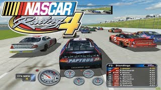 NASCAR Racing 4: Who Remembers This Game? ep2
