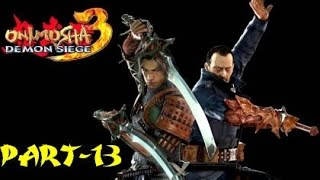 Onimusha 3 Demon Siege Walkthrough Part 13