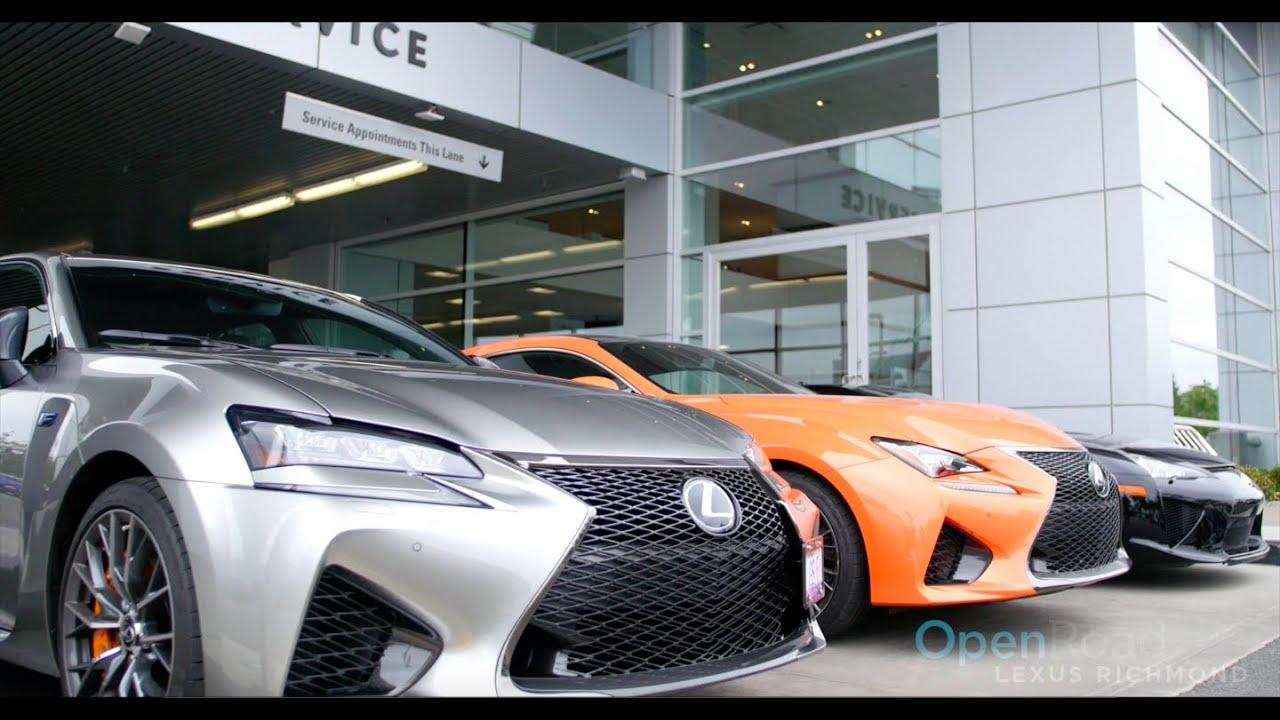 Open Road Lexus Richmond >> Openroad Lexus Richmond Club Lexus Meet Vancouver May 2016