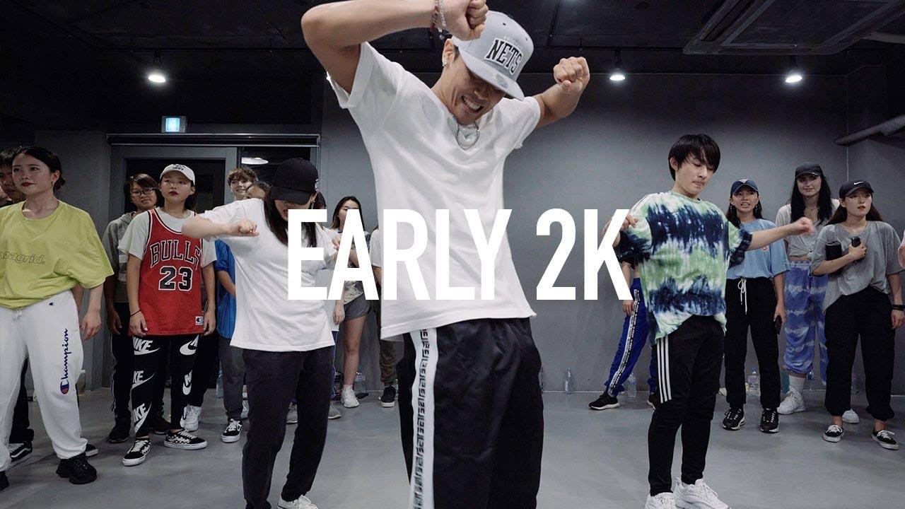 Chris Brown - Early 2K ft. Tank / Austin Pak Choreography