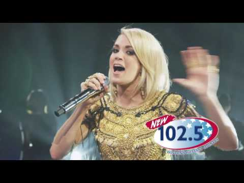 Alt. Concert Edit:  The New 102.5 - Boston's Hottest Country