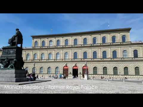Things To Do In Munich - Germany (4k)